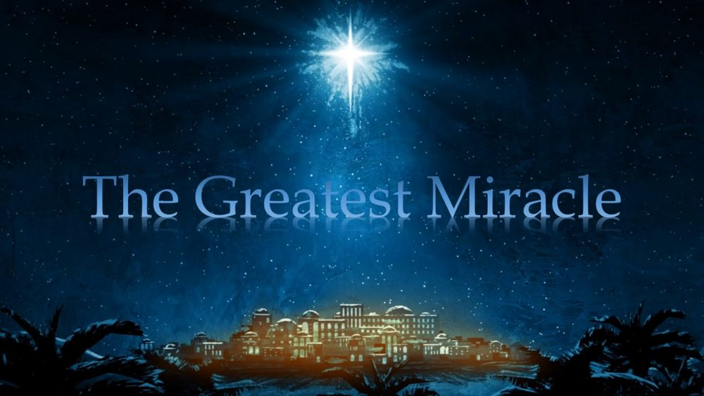 Christmas Drama: The Greatest Miracle Image