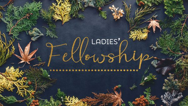 Ladies Fellowship: Leona Smucker Image